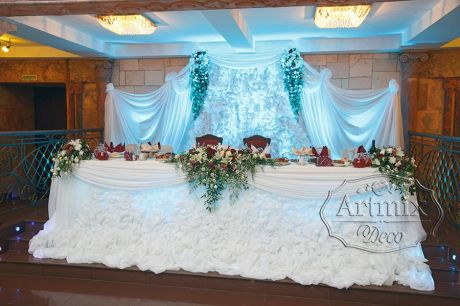 Свадьба в ресторане Амроц на Невском