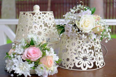 Идеи декора и флористики в оформлении свадьбы