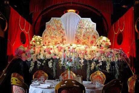 Свадьба на фрегате Благодать в ресторане Империя страсти