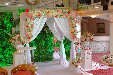 Выездная свадьба на фрегате Благодать