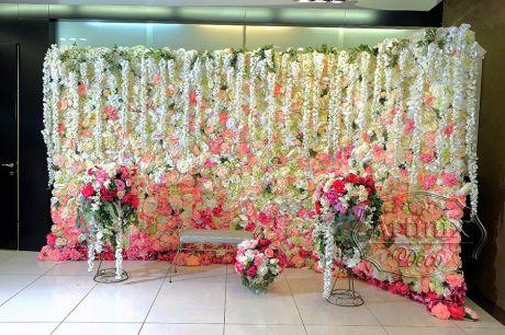 Фотозона – самый популярный элемент декора на свадьбе