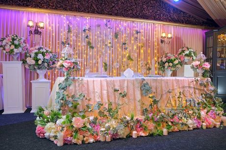 Свадьба в стиле Лофт - богемный шик