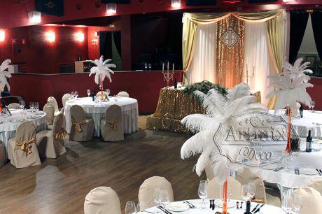Свадьба в стиле Великого Гэтсби
